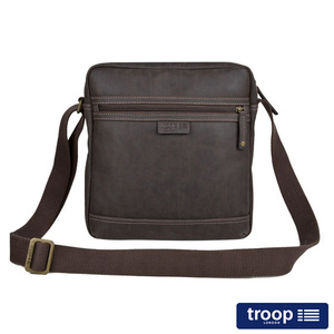 ~TROOP~ 新風格FAUX LEATHER斜背包 TLL003CE