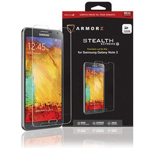 ARMORZ Samsung Galaxy Note3 Stealth Extreme R 強化玻璃螢幕保護貼