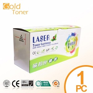 【Gold Toner】HP CB436A 黑色相容碳粉匣,適用 HP LJP 1505/M1120/M1522 雷射印表機