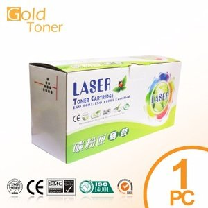 【Gold Toner】BROTHER TN261C 環保碳粉匣(藍色)/適用:HL-3170CDW、MFC-9330CDW