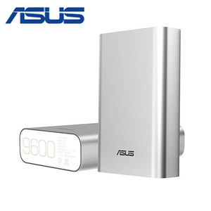 ASUS 華碩 ZENPOWER 9600mAh 名片型行動電源+果凍保護套時尚組