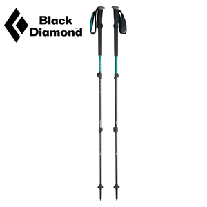 【美國Black Diamond】Trail 泡棉鎖定登山杖 女款 -59~123cm 一對