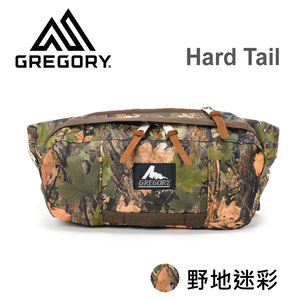 【美國Gregory】Hard Tail日系休閒小腰包-野地迷彩
