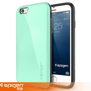 SPIGEN iPhone 6 Plus/6s Plus Capella 雙層粉嫩膠囊保護殼