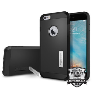 SPIGEN iPhone 6S Plus/6 Plus Tough Armor 空壓技術防撞保護殼 (TPU 防撞 防摔 iPhone6)