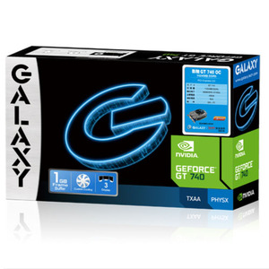 影馳 GALAXY GT740 OC 1GB DDR5