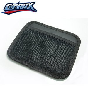 【Cotrax】3M背膠網狀置物袋14*12CM