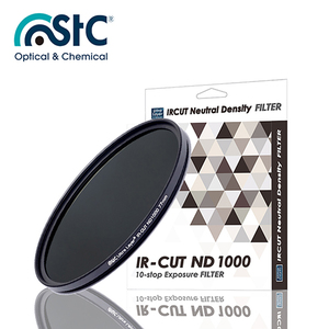 【STC】IR-CUT 10-stop ND Filter 58mm 零色偏ND1000減光鏡