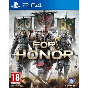 【預購】PS4 榮耀戰魂《For Honor》-中文初回限定版