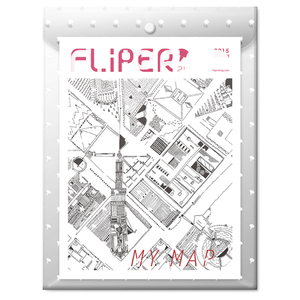 FLiPER|FLiPER Pin 2015 March: My Map