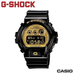 CASIO DW-6900CB-1DS《G-SHOCK↘CRAZY COLOR系列》黑金限定款