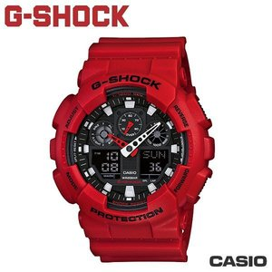"CASIO《G-SHOCK ""THREE EYE ""系列》 GA-100B-4A 網拍限定優惠"