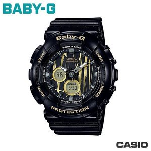 CASIO BA-120SP-1A《Baby-G↘街頭塗鴉風》G-Shock MINI系列/黑 @11