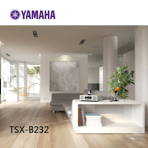 YAMAHA TSX-B232 USB / CD / iPod / iPhone / WIFI 藍芽喇叭