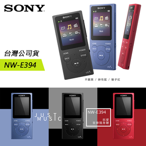 SONY NW-E394  Walkman mp3 數位隨身聽 8GB