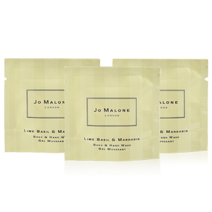 (任選)Jo Malone 杏桃花與蜂蜜淋浴膠 7ml 單入 Nectarine & Honey Wash Gel Moussant