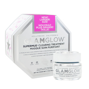 Glamglow 毛孔緊緻礦泥面膜 白盒 50g Supermud Clearing Treatment Masque Soin Pueifiant