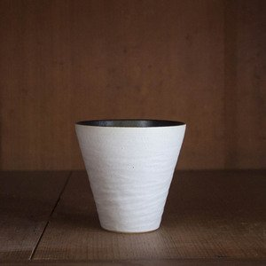 路力家器具 Lo Lat Furniture & Objects|Punch/S Cup-190ml (Eggshell white)