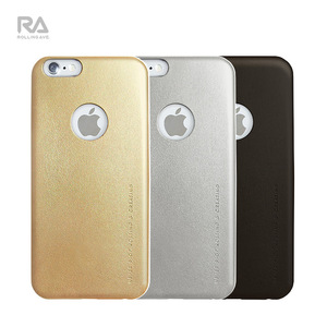 Rolling Ave.|Ultra Slim  Leather case iPhone 6S / 6 奢華風 手感皮質護套