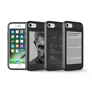 OAXIS|Ink case 雙螢幕手機殼 for iPhone7