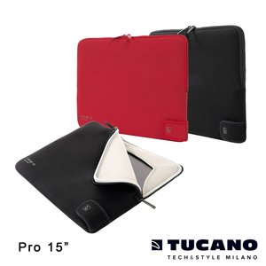 TUCANO CHARGE_UP MB Air/ Pro Retina 15吋專用雙重防震內袋