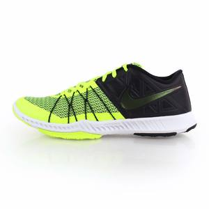 NIKE ZOOM TRAIN INCREDIBLY FAST 男訓練鞋 螢光黃黑