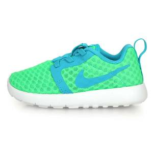 NIKE ROSHE ONE FLIGHT WEIGHT-TDV男女小童鞋 淺綠藍