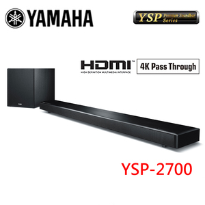 YAMAHA山葉 Soundbar WiFi / HDMI YSP系列家庭劇院  YSP-2700