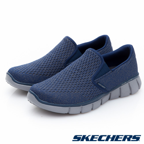 SKECHERS (男) 时尚休闲系列 Equalizer 2.0 - 52858NVGY