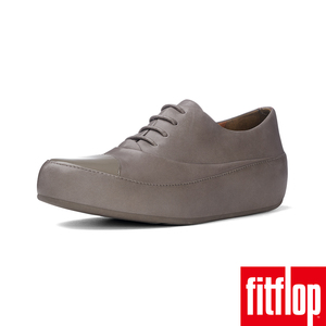 【FitFlop TM】DUE TM OXFORD-貂灰