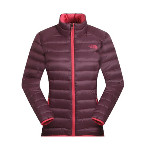 The North Face 女 700蓬鬆羽絨外套 紫 NF00CTW1UAY