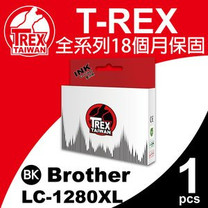 ~T~REX霸王龍~Brother LC~B~LC17 77 79 450 1280XL BK 黑色 60ml 相容墨水匣  MFC~J6910CDW