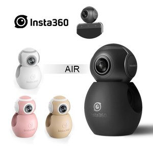 Insta360 Air Micro USB 360° 全景攝影機 (公司貨)  for Android系統