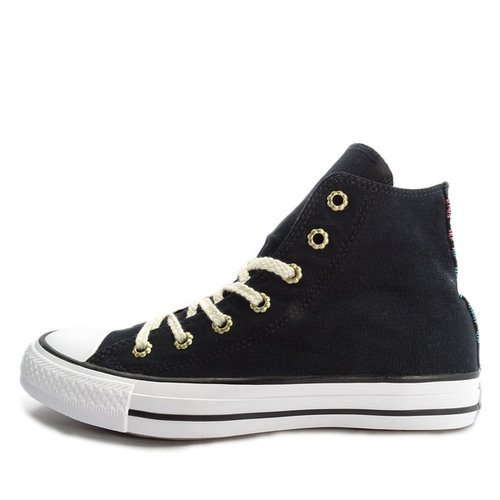 Converse Chuck Taylor All Star [555883C] Women Casual Shoes Black/White
