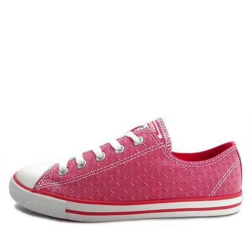 Converse Chuck Taylor All Star Dainty [547307C] Women Casual Shoes Red/White