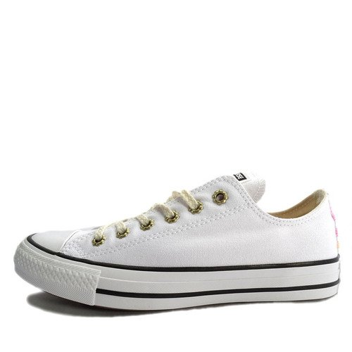 Converse Chuck Taylor All Star [555884C] Women Casual Shoes White/Gold