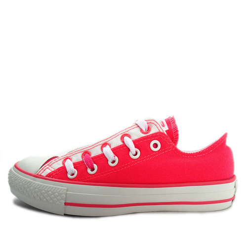 Converse CTAS Lace Details [542574C] Casual Chuck Taylor All Star Pink/White